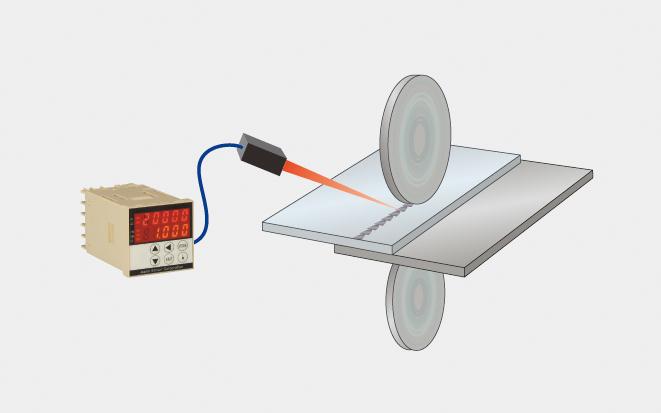 シーム溶接直後の温度管理