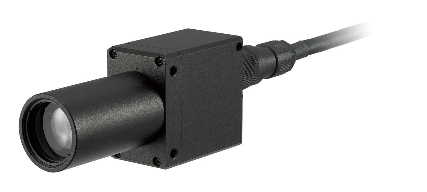 石英越し用 放射温度計<br>TMHX-CQE0500(H) シリーズ<br>小スポットタイプ