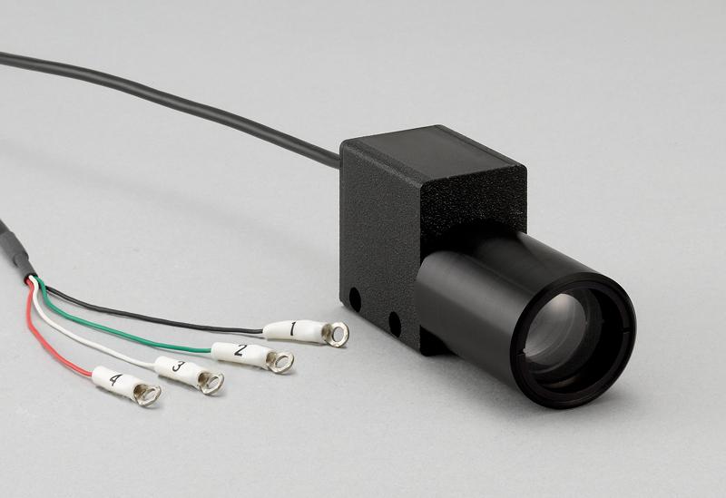 サーモパイル 微小点測定用 放射温度計 <br>TMH92 シリーズ