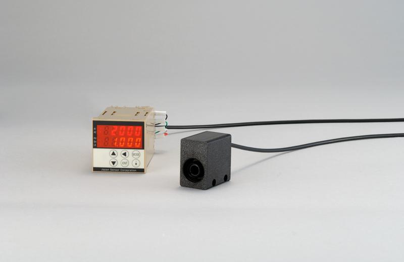 小型・軽量・高性能・高速応答 放射温度計 <br>TMH9 シリーズの製品画像