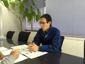 クローズアップ 第1回 ジャパンセンサー 開発者インタビュー1
