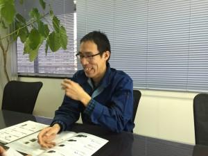 クローズアップ 第1回 ジャパンセンサー 開発者インタビュー2