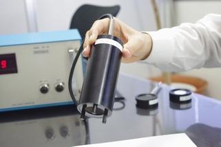 放射率測定器 TSS-5X での 放射率 測定方法