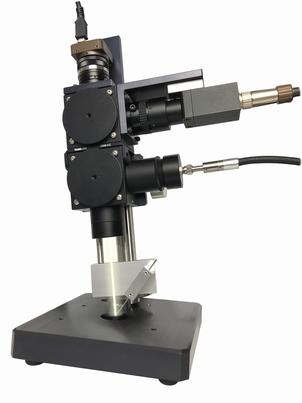 レーザ同光軸放射温度計の製品画像